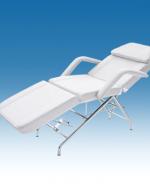Козметичен стол-легло тройно чупещо се - 2201