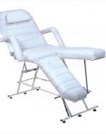 Козметичен стол-легло, тройно чупещо се с делима част за краката - ВБ-3358