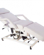 Козметичен стол легло, тройно чупещо се с ел. задвижване - 2211