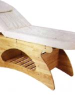 Дървено масажно легло - 2218