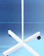 ТС - стойка на колелца за лампа лупа