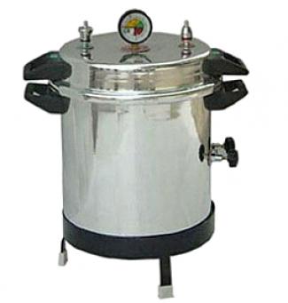 Автоклавен стерилизатор мокър тип за 115?С