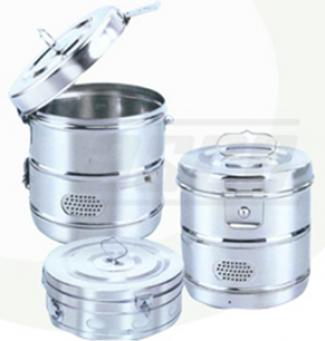 Стерилизационен барабан - 240х160
