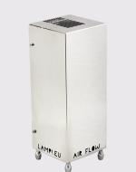 UV-C бактерицидна лампа за дезинфекция на въздух в присъствието на хора на крачета. AIR FLOW UV STERIL 100.