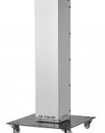 UV-C бактерицидна лампа за дезинфекция на въздух в присъствието на хора на колела. AIR FLOW UV STERIL 150.