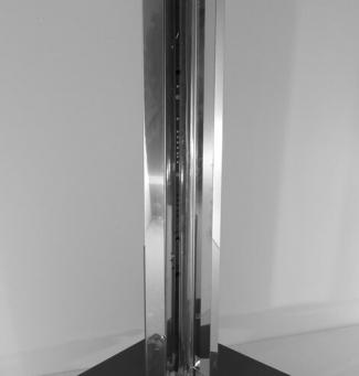 Бактерицидна UVC лампа 30 W с предпазен екран с колела