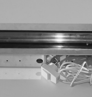 Бактерицидна UVC лампа 30 W с предпазен екран