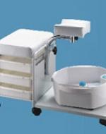 Стол за педикюр - портативен WB-2302